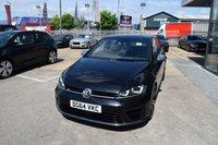 2014 VOLKSWAGEN GOLF 2.0 R 5d 298 BHP £20495.00