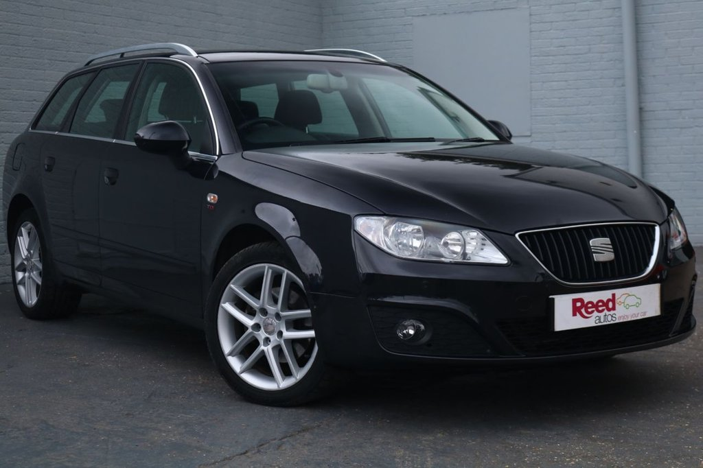 2011 61 SEAT EXEO 2.0 SE TECH CR TDI MULTITRONIC 5d 141 BHP