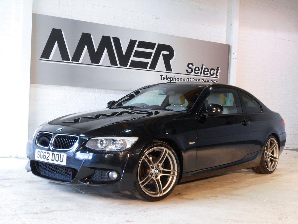 USED 2012 62 BMW 3 SERIES 2.0 318I SPORT PLUS EDITION 2d 141 BHP