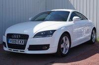 2009 AUDI TT 2.0 TDI QUATTRO 3d 170 BHP £7495.00