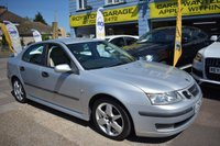 USED 2006 56 SAAB 9-3 1.9 DTH VECTOR SPORT 4d AUTO 150 BHP THE CAR FINANCE SPECIALIST