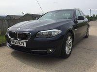 2010 BMW 5 SERIES 2.0 520D SE 4d 181 BHP £7990.00