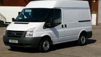 2011 FORD TRANSIT 2.2 280 SHR 1d 85 BHP 1 OWNER F/S/H 2 KEYS \ FREE 12 MONTHS WARRANTY COVER // £4490.00
