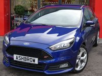 2015 FORD FOCUS 2.0T ECOBOOST ST-2 5d 247 S/S £14143.00