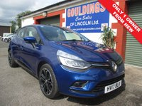 USED 2017 17 RENAULT CLIO 1.5 DYNAMIQUE S NAV DCI 5d 109 BHP FREE ROAD TAX - 85.6 MPG EXTRA