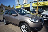 USED 2010 60 NISSAN QASHQAI 1.5 ACENTA DCI 5d 105 BHP THE CAR FINANCE SPECIALIST