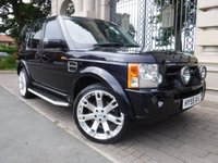 2005 LAND ROVER DISCOVERY 2.7 3 TDV6 HSE 5d 188 BHP £10995.00