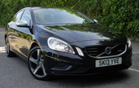 2013 VOLVO S60 1.6 D2 R-DESIGN 4d 113 BHP £SOLD