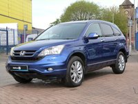 2010 HONDA CR-V 2.2 I-DTEC EX 5d  £SOLD