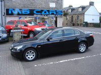 USED 2004 54 BMW 5 SERIES 2.2 520I SE 4d 168 BHP 2 OWNERS ONLY 67000 MILES FROM NEW