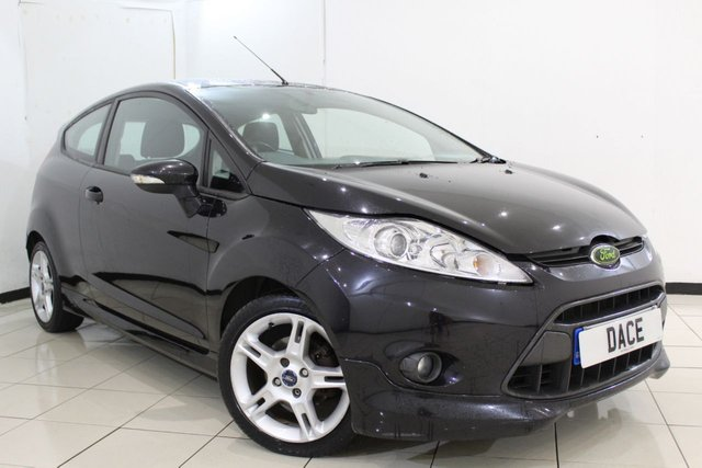 View our 2010 60 FORD FIESTA 1.6 ZETEC S TDCI 3DR 94 BHP