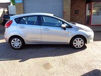 2010 FORD FIESTA 1.4 EDGE TDCI 5d 68 BHP £3199.00
