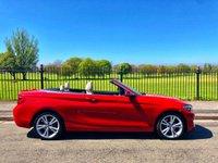 2015 BMW 2 SERIES 2.0 220D LUXURY 2d 188 BHP £16995.00