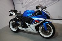 2014 SUZUKI GSXR600 L1  £6450.00