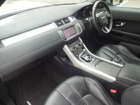 USED 2012 62 LAND ROVER RANGE ROVER EVOQUE 2.2 SD4 PURE TECH 5d AUTO 190 BHP LEATHER, SAT NAV, BLUETOOTH