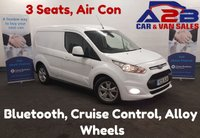 USED 2015 15 FORD TRANSIT CONNECT LIMITED 1.6 200 P/V 115 BHP 3 Seats, Air Con, Bluetooth, Cruise Control *Over The Phone Low Rate Finance Available*   *UK Delivery Can Also Be Arranged*           ___       Call us on 01709 866668 or Send us a Text on 07462 824433