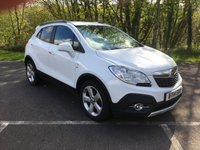 USED 2014 14 VAUXHALL MOKKA 1.4 SE S/S 5d 138 BHP FULL LEATHER, HEATED SEATS, CLIMATE CONTROL, ONLY 32,000 MILES