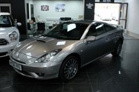 USED 2006 06 TOYOTA CELICA 1.8 T SPORT VVTL-I 3d 189 BHP