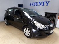 2011 VAUXHALL CORSA 1.2 EXCLUSIV A/C 5d 83 BHP £SOLD