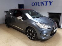 USED 2011 11 CITROEN DS3 1.6 DSPORT HDI 3d 110 BHP * ONE OWNER * GREAT SPEC *