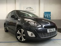 2012 RENAULT SCENIC 1.5 DYNAMIQUE TOMTOM BOSE PACK DCI 5d 110 BHP £5477.00