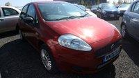 2006 FIAT GRANDE PUNTO 1.2 ACTIVE 8V 5d 65 BHP £1595.00