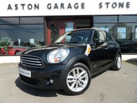 2012 MINI COUNTRYMAN 2.0 COOPER D ALL4 5d AUTO 110 BHP **CRUISE * DAB ** £8990.00