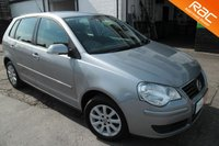 USED 2005 55 VOLKSWAGEN POLO 1.4 SE 5d AUTOMATIC 74 BHP VIEW AND RESERVE ONLINE OR CALL 01527-853940 FOR MORE INFO.