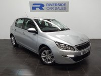 USED 2015 64 PEUGEOT 308 1.6 E-HDI ACTIVE 5d 114 BHP