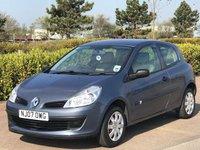 2007 RENAULT CLIO 1.1 EXPRESSION 16V 3d 75 BHP £2695.00