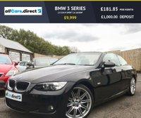 USED 2009 BMW 3 SERIES 2.0 320I M SPORT 2d 168 BHP