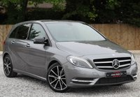 USED 2012 62 MERCEDES-BENZ B CLASS 1.8 B180 CDI BLUEEFFICIENCY SPORT 5d 109 BHP ***FULL LEATHER***