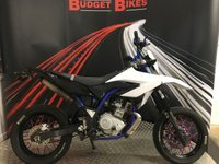 2016 YAMAHA WR125 124cc WR 125 X  £3490.00