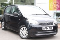 USED 2014 64 SKODA CITIGO 1.0 SE GREENTECH 5d 59 BHP