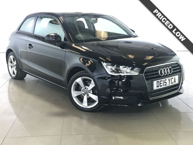View our 2015 15 AUDI A1 1.6 TDI SPORT 3d 114 BHP