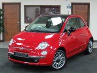 2015 FIAT 500 1.2 CULT 3d 69 BHP £5250.00