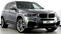 USED 2014 14 BMW X5 3.0 30d M Sport xDrive (s/s) 5dr Auto Adaptive LEDs, Cold Weather Pk