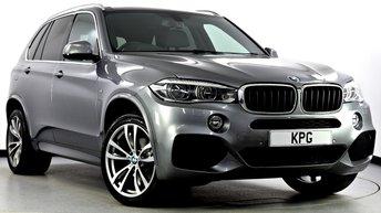 2014 BMW X5 3.0 30d M Sport xDrive (s/s) 5dr Auto £28995.00