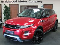 2013 LAND ROVER RANGE ROVER EVOQUE 2.2 SD4 DYNAMIC 5d 190 BHP £22950.00