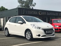 USED 2013 62 PEUGEOT 208 1.2 ACCESS PLUS 5d 82 BHP