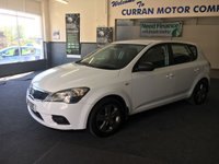 2011 KIA CEED 1.4 STRIKE 5d 89 BHP £SOLD