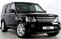 USED 2014 14 LAND ROVER DISCOVERY 4 3.0 SD V6 HSE 5dr Auto [8] Full L/Rover Service History +