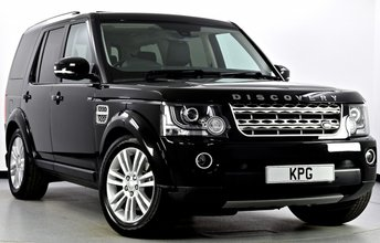 2014 LAND ROVER DISCOVERY 4 3.0 SD V6 HSE 5dr Auto [8] £28995.00