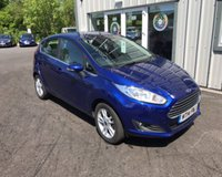 USED 2014 14 FORD FIESTA 1.0 ZETEC THIS VEHICLE IS AT SITE 1 - TO VIEW CALL US ON 01903 892224