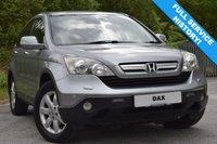 2007 HONDA CR-V 2.2 I-CTDI ES 5d 139 BHP £3990.00
