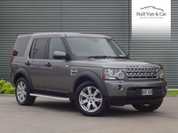 2011 LAND ROVER DISCOVERY 3.0 4 SDV6 COMMERCIAL 1d AUTO 245 BHP £17995.00