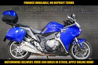 USED 2012 12 HONDA VFR1200F 1200CC 0% DEPOSIT FINANCE AVAILABLE GOOD & BAD CREDIT ACCEPTED, OVER 500+ BIKES IN STOCK