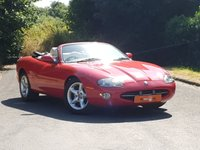 USED 2000 X JAGUAR XK8 CONVERTIBLE 4.0 2dr LOVELY CONDITION DRIVES SUPERB