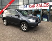 USED 2006 56 TOYOTA RAV-4 2.2 XT4 D-4D 5d 135 BHP NO DEPOSIT AVAILABLE, DRIVE AWAY TODAY!!