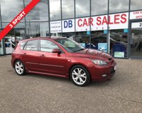 USED 2008 58 MAZDA 3 2.0 SPORT 5d 150 BHP NO DEPOSIT AVAILABLE, DRIVE AWAY TODAY!!
